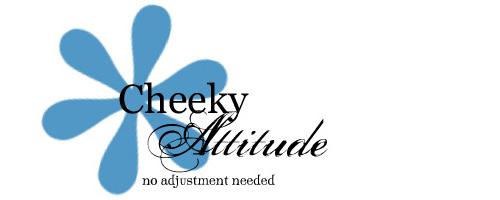 cheeky attitude header image 2